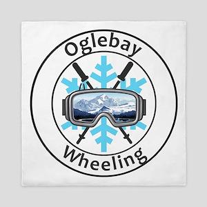 Oglebay Resort - Wheeling - West Vir Queen Duvet