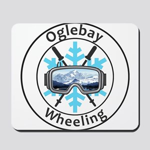 Oglebay Resort - Wheeling - West Virgi Mousepad
