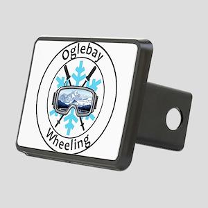Oglebay Resort - Wheelin Rectangular Hitch Cover