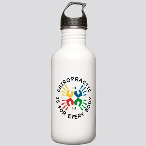 Chiro Is For Every Body Stainless Water Bottle 1.0