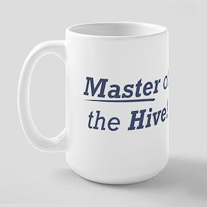 Master of the Hive Large Mug