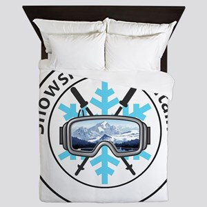 Snowshoe Mountain - Snowshoe - West Queen Duvet