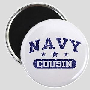 Navy Cousin Magnet