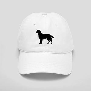 Labrador Retriever Silhouette Cap