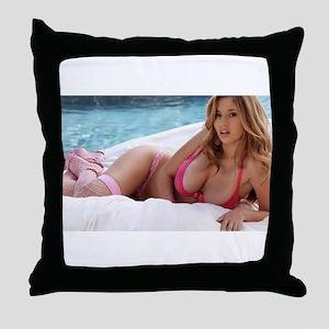 SEXY Throw Pillow 14