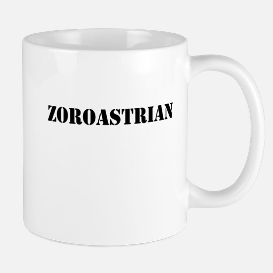 Zoroastrian Mug