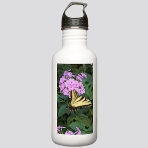 BUTTERFLY ON PHLOX Stainless Water Bottle 1.0L