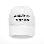 NAVAL SECURITY GROUP ACTIVITY, SABANA SECA Cap