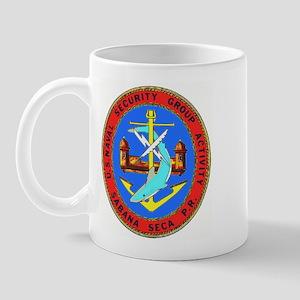 NAVAL SECURITY GROUP ACTIVITY, SABANA SECA Mug