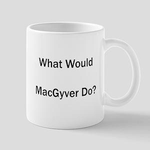 MacGyver Mug