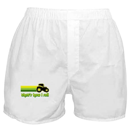 Tractor Rollin' Boxer Shorts