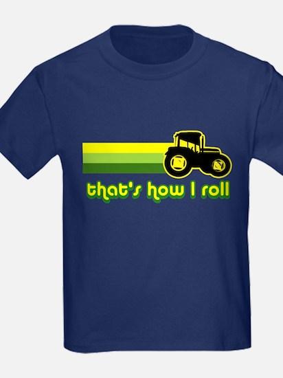 Tractor Rollin' T