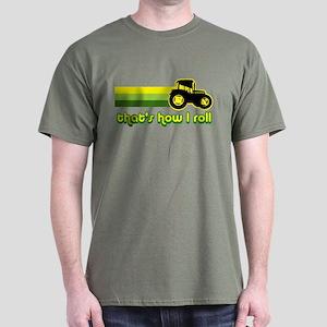 Tractor Rollin' Dark T-Shirt