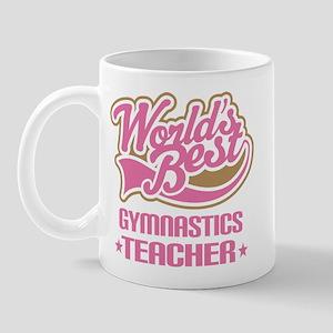 Gymnastics Teacher Mug