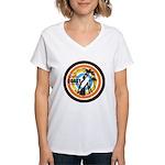 South Coast - Panama Women's V-Neck T-Shirt