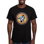 South Coast - Panama Men's Fitted T-Shirt (dark)