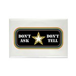 DON'T ASK, DON'T TELL Rectangle Magnet (10 pack)
