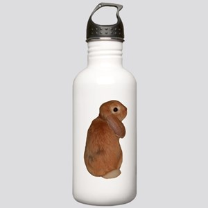 """Bunny 8"" Stainless Water Bottle 1.0L"