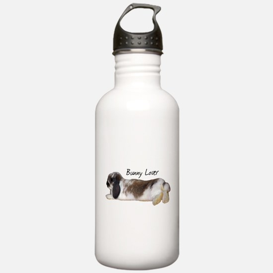 """Bunny Lover 1"" Water Bottle"