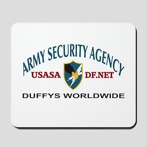 Duffys Worldwide Mousepad