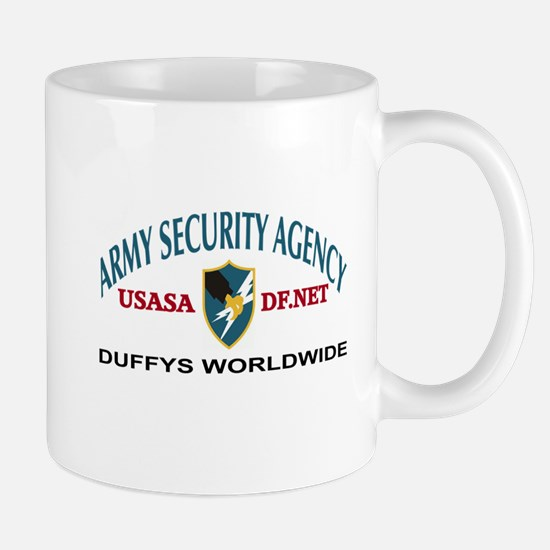 Duffys Worldwide Mug
