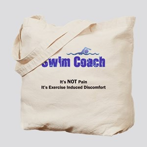 SWIM COACH Tote Bag