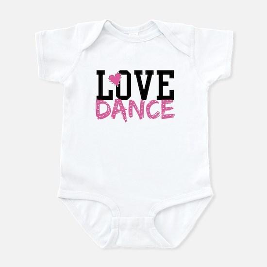 LOVE DANCE Body Suit