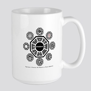 Dharma Stations Large Mug