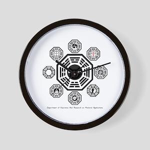 Dharma Stations Wall Clock