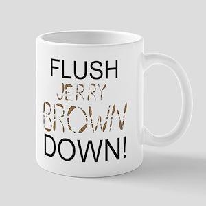 Flush Brown Mug