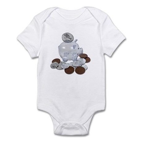 Big Savings Bank Infant Bodysuit
