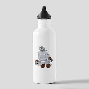 Big Savings Bank Stainless Water Bottle 1.0L
