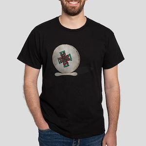 Bodhran Drum Dark T-Shirt
