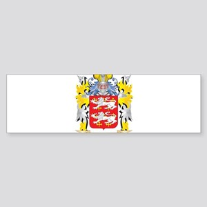 Stackhouse Family Crest - Coat of A Bumper Sticker