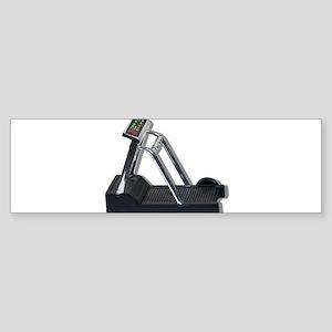 Exercise Treadmill Sticker (Bumper)