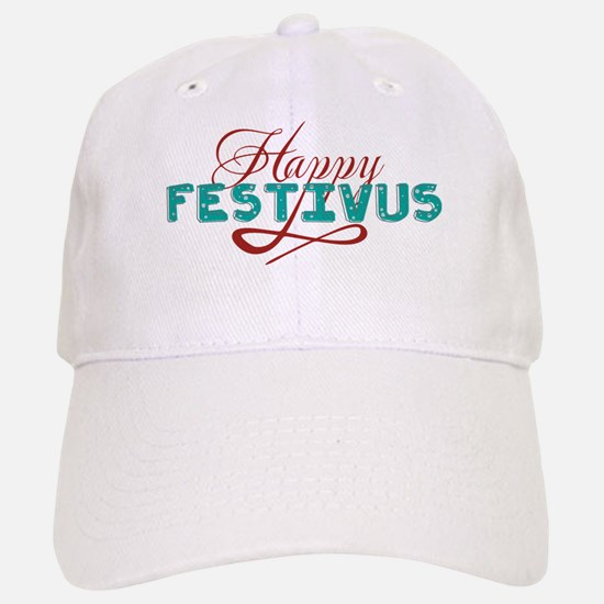 HappyFESTIVUS™ Baseball Baseball Cap