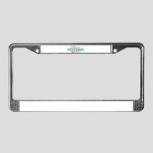 HappyFESTIVUS™ License Plate Frame