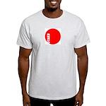 OTAKU Ash Grey T-Shirt