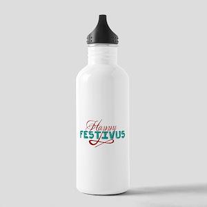 HappyFESTIVUS™ Stainless Water Bottle 1.0L