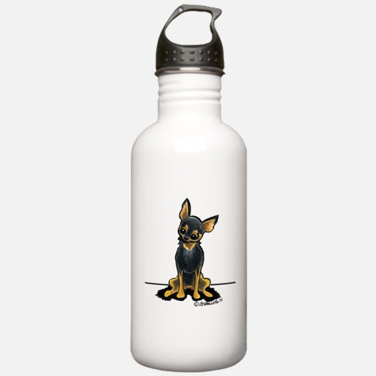 B/T Chihuahua Sit Pretty Water Bottle