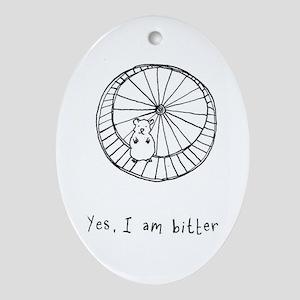 Bitter Ornament (Oval)