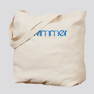 SWIMMER Tote Bag