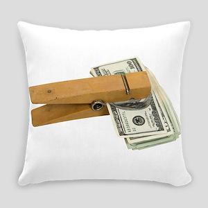 MoneyReminder080209 Everyday Pillow