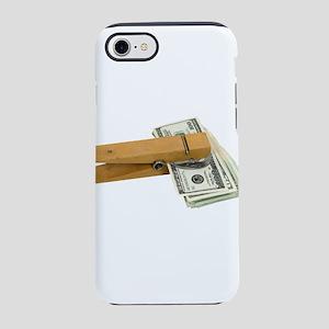 MoneyReminder080209 iPhone 7 Tough Case