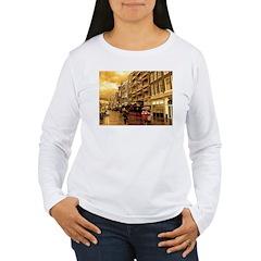 Hotel Row -- Amsterdam T-Shirt