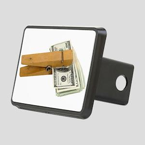 MoneyReminder080209 Rectangular Hitch Cover