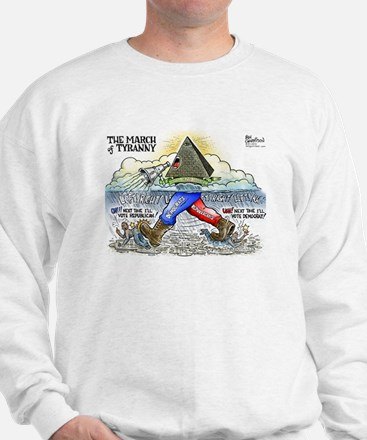 March of Tyranny All Products Sweatshirt