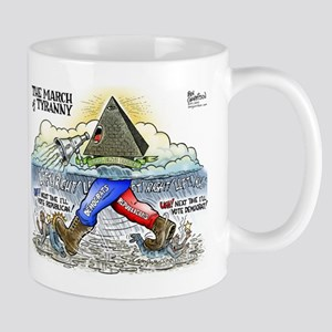 March of Tyranny All Products Mug