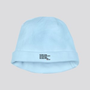 How Normal People Do It Infant Cap
