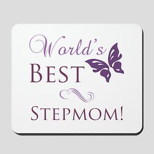 World's Best Stepmom Mousepad